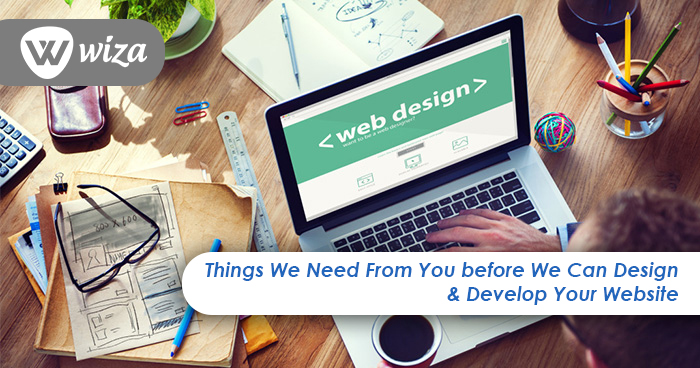 Website Design In Uganda: 10 Things We Need Before We Can Design And Develop Your Website.